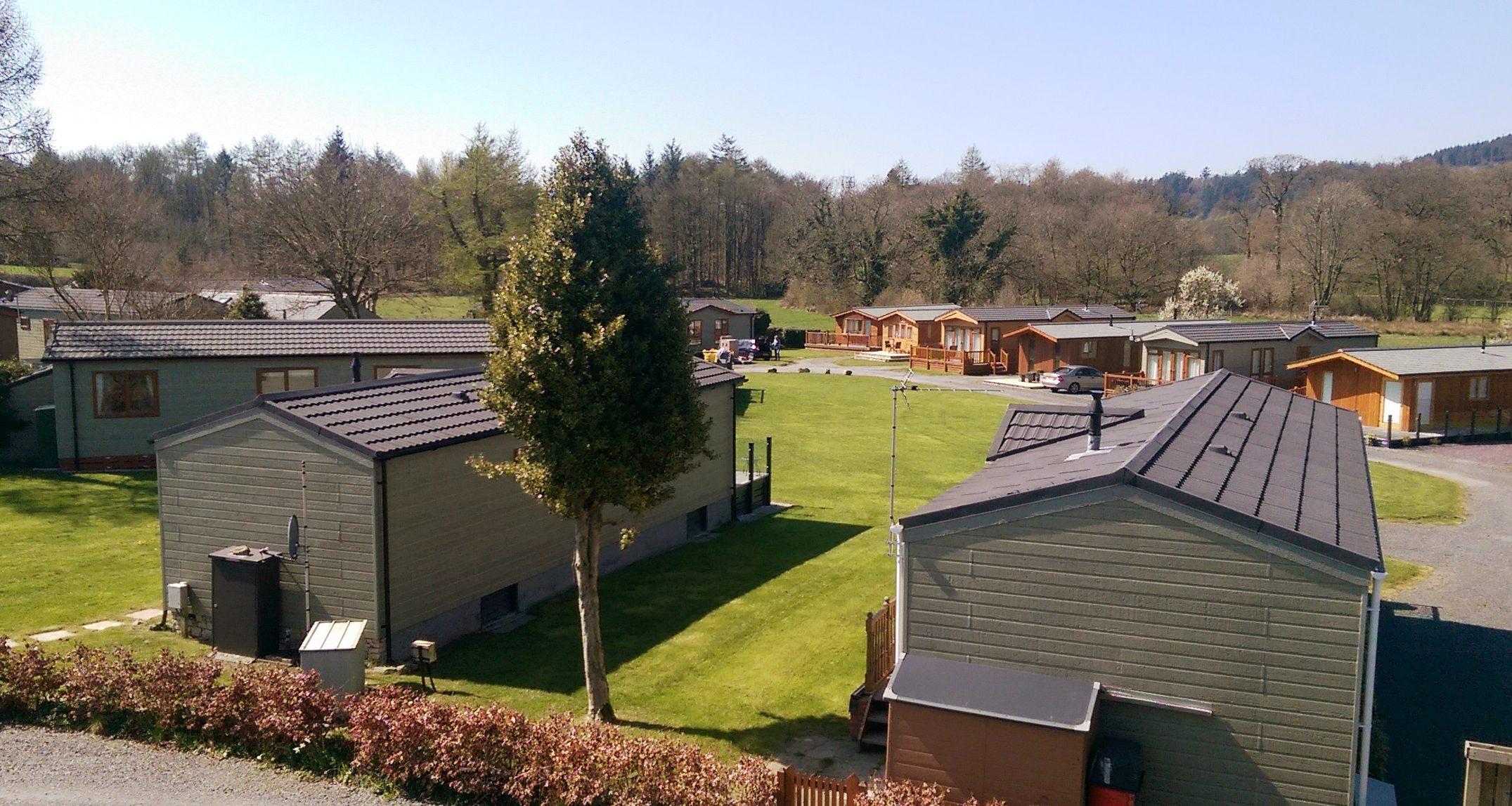 Cartmel Lodge Park